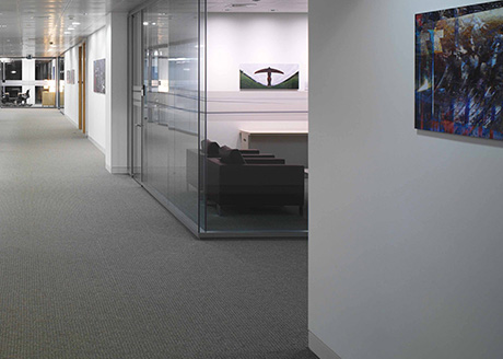 Dal designed architectural lighting - National westminster bank head office address ...